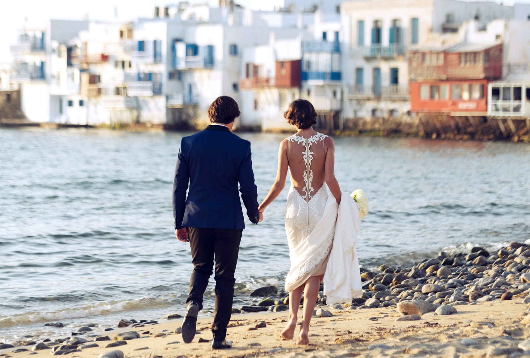 Mykonos wedding photography | Elopement in Mykonos