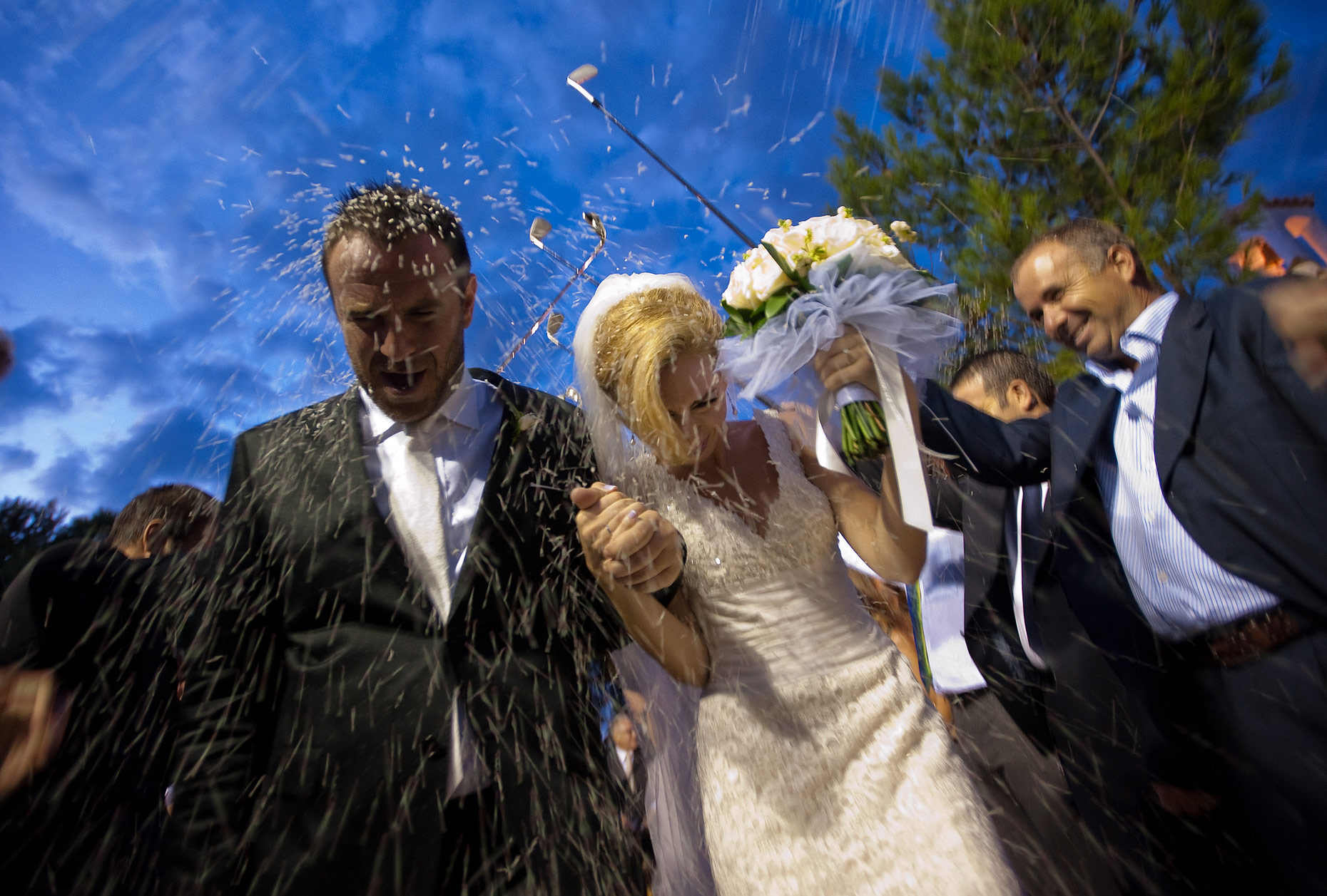 glyfada wedding photo