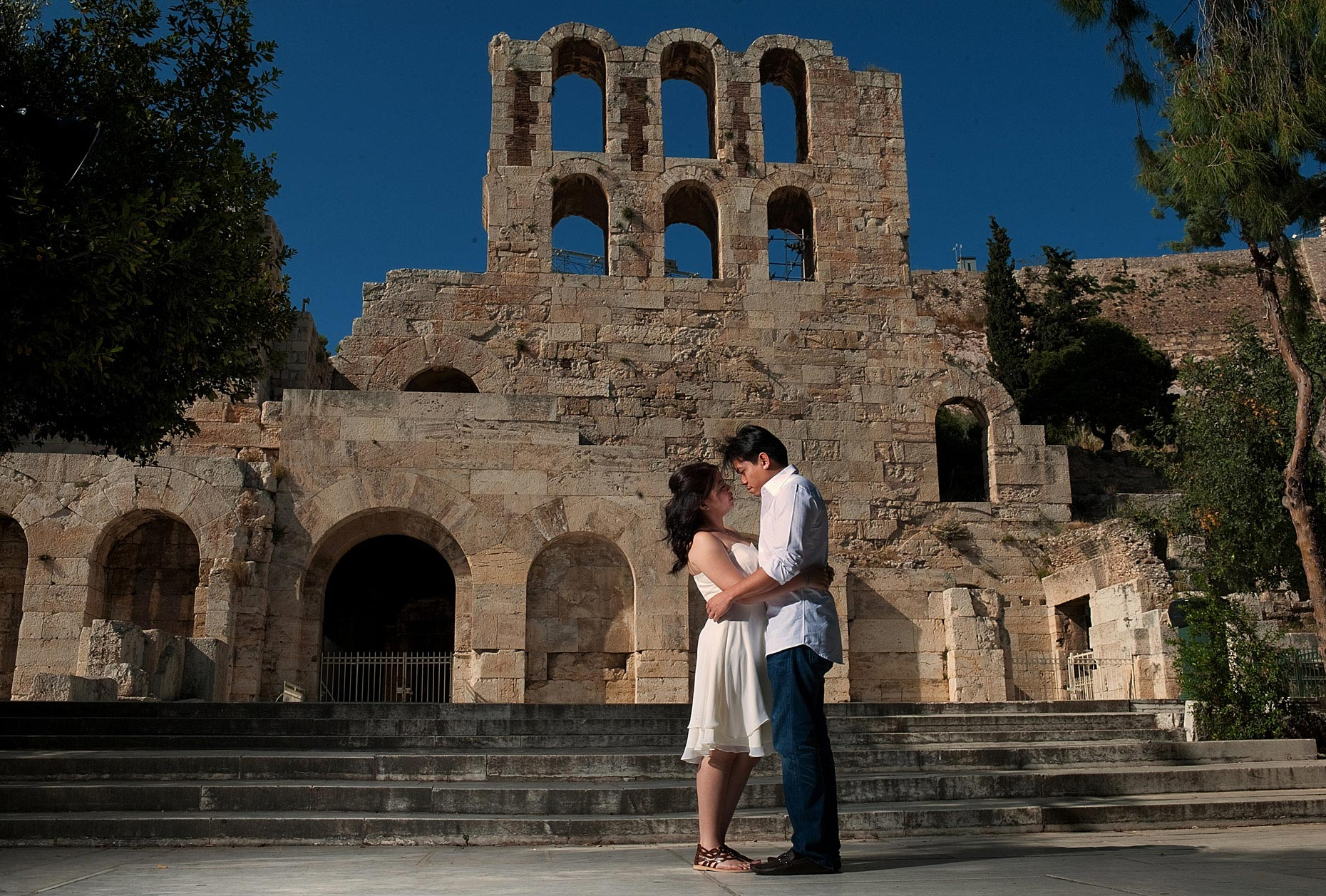 pre wedding shoot athens | engagement shoot Athens
