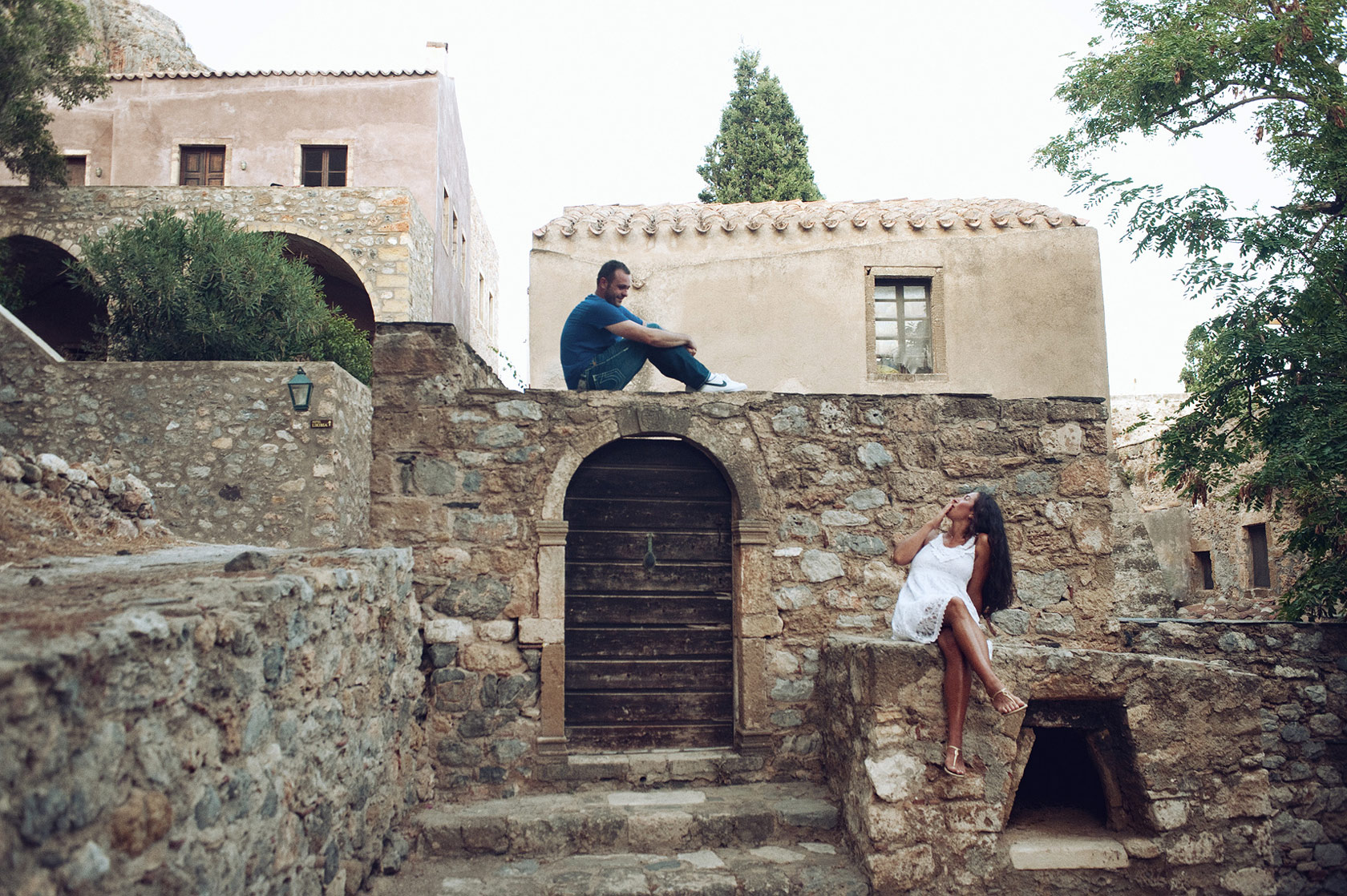monemvasia wedding