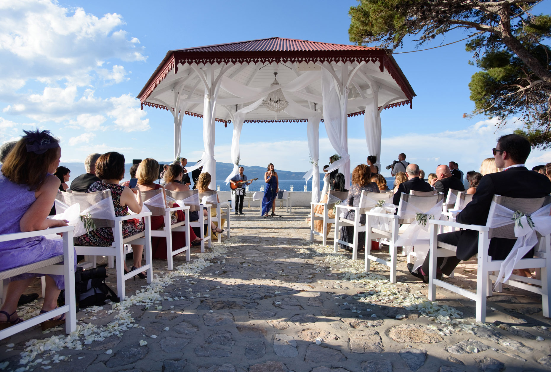 hydra wedding venue