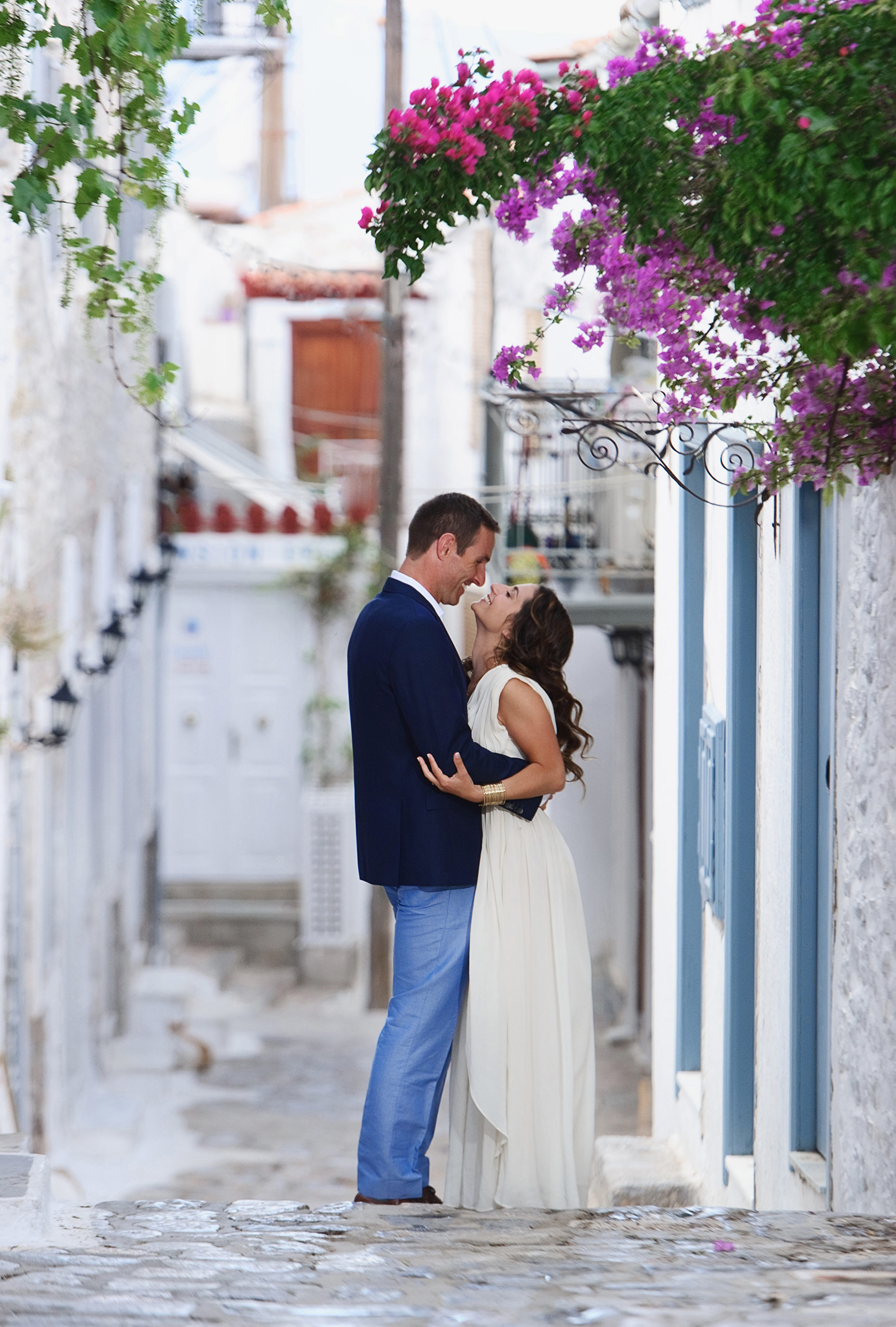 couple photos at hydra