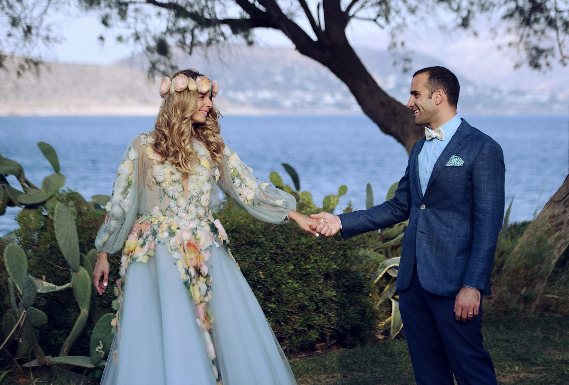 island art and taste Athens riviera wedding  | γαμος Αθηναικη ριβιερα